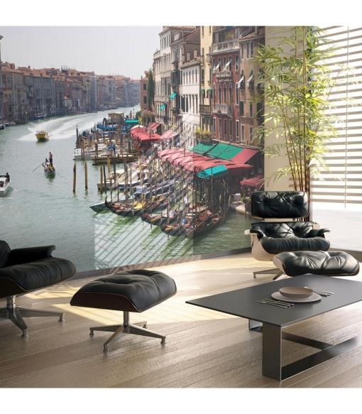 Fotomural - Gran Canal De Venecia, Italia , Tama�o - 400x309