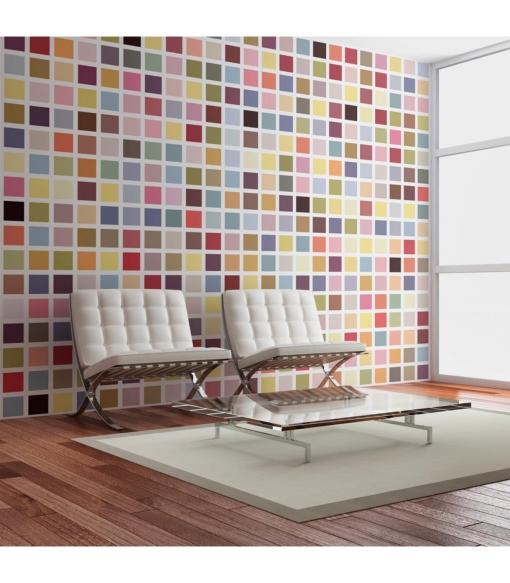 Fotomural - Mosaico Vistoso , Tama�o - 300x231