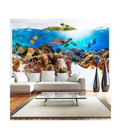 Fotomural - Arrecife De Coral , Tama�o - 100x70