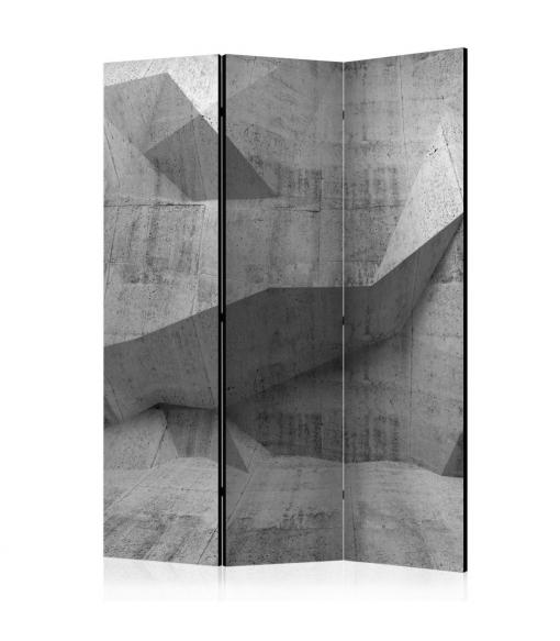 Biombo - Concrete Geometry [room Dividers] , Tama�o - 135x172