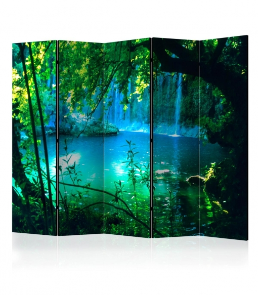 Biombo - Kursunlu Waterfalls Ii [room Dividers] , Tama�o - 225x172