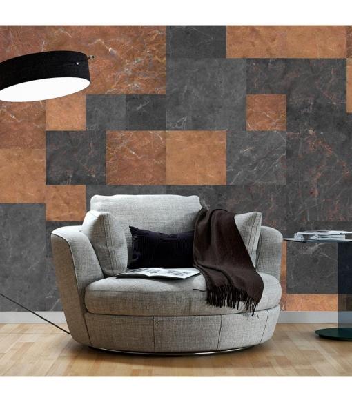 Fotomural -  Marble Mosaic , Tama�o - 50x1000
