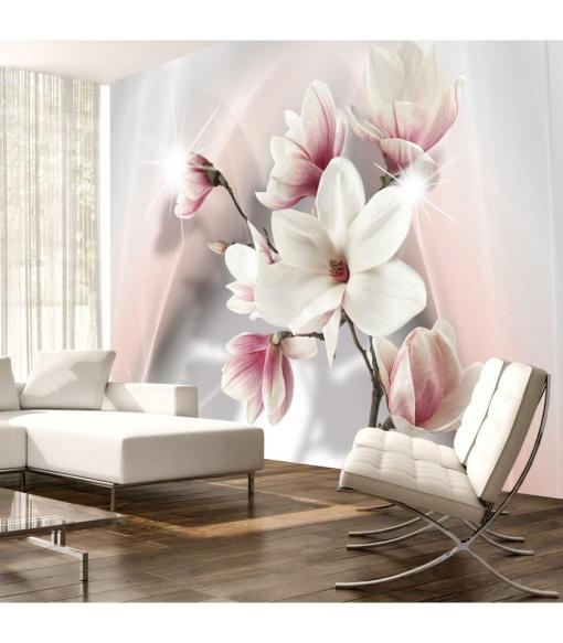 Fotomural - White Magnolias , Tama�o - 350x245