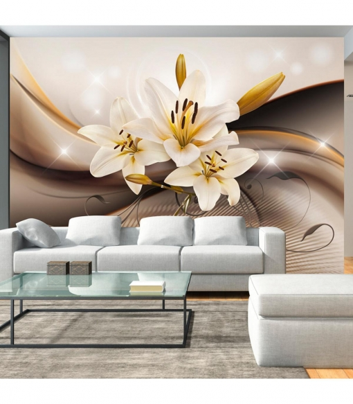 Fotomural - Golden Lily , Tama�o - 250x175