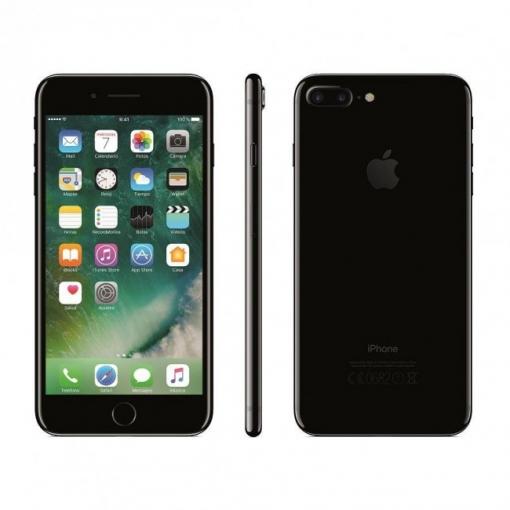 4b7b6e5730a Apple Iphone 7 Plus Negro Brillante 32gb Cpo Premium Certificado Iso Oficial