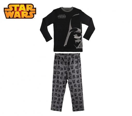 384a9bd25a 1724 Pijama De Algodón Para Niños Con Motivo Star Wars 6 A 12 Años ...