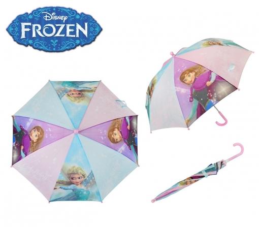 gama muy codiciada de promoción especial ventas al por mayor Wd17493 Paraguas 57 Cm Para Niña Con Motivo De Frozen Disney Ana Y Elsa