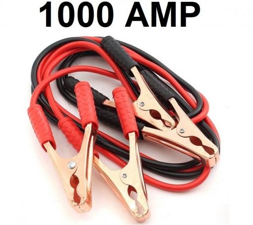 Pinzas De Coche Para La Bateria De Coche O Moto 1000 Amp Cable