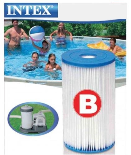 cartucho filtro tipo b intex bomba depuradora piscina On depuradora intex carrefour