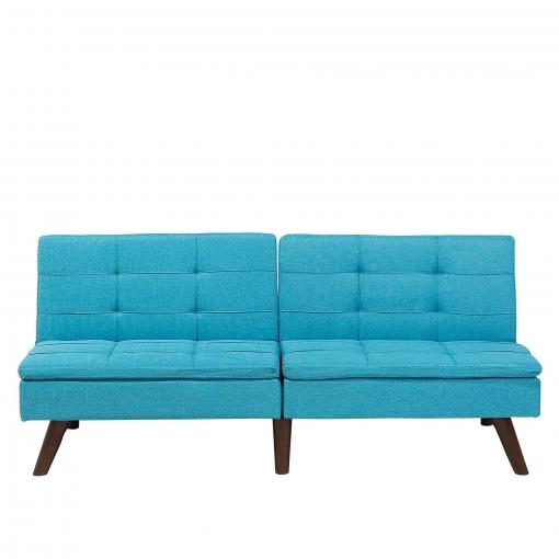 Cama Turquesa Ronne En Con Azul Tapizado Ofertas Carrefour Sofá I7Ybygfvm6