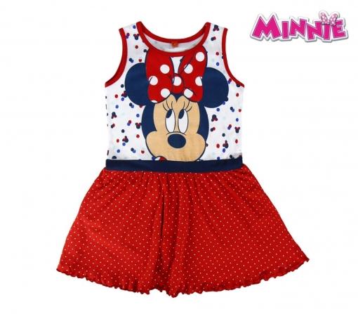 22 1969 Vestido De Algodón De La Minnie Para Niñas Talla 2 A 6 Años 3 Anos