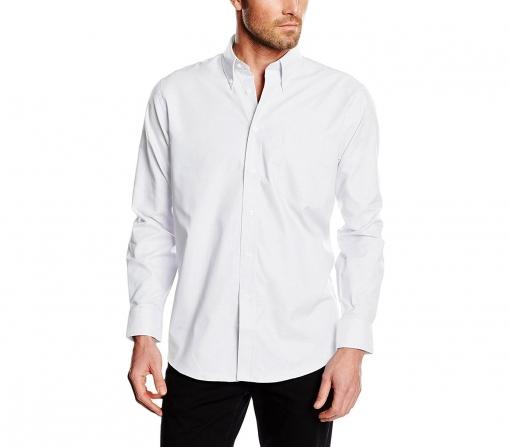7d4a6622f Camisa De Algodón Para Hombre Modelo Alex Cuello Clásico Varios Colores