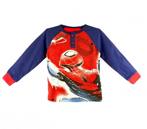 22-2285 Pijama De Invierno Para Niño Motivo Spiderman Tallas De 2 A 7 Años 0a97d260d7733