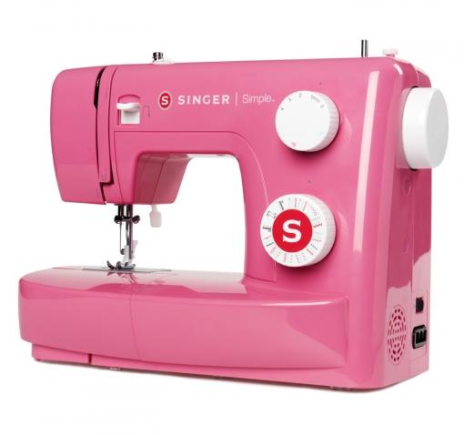 Máquina De Coser Singer Simple 3223 Pink Edition | Las
