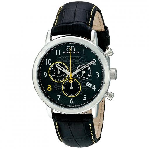 comprar online 4a2bd 6b229 Reloj De Pulsera 88 Rue Du Rhone Analogico Para Hombre. Modelo 87wa140028