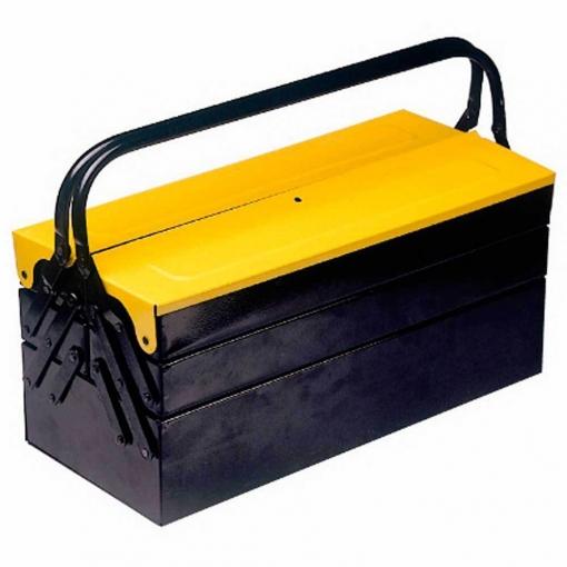 Caja Herramientas Metalica Maurer 530 X 200 X 200 Mm - Neoferr