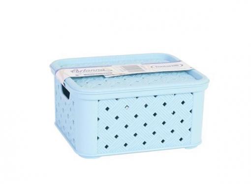 Caja Ordenacion Arianna Azul 1.4 L - Tontarelli