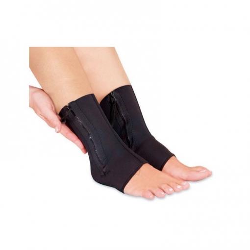 buena venta Mitad de precio mejor calidad Tobillera De Compresión Con Cremallera Ankle Gennie Support con ...