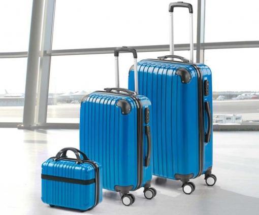 32629c252 Set De 3 Maletas De Viaje First Class | Las mejores ofertas de Carrefour