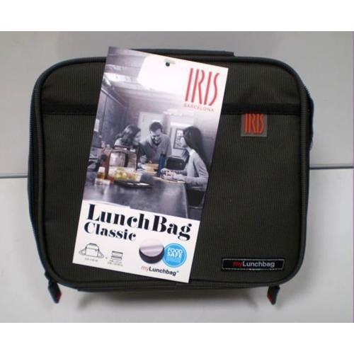 Iris Lunchbag Classic Gris