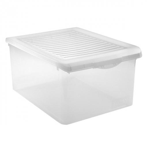 Caja Multiuso Transparente - Tatay - 1152301 - 35 L