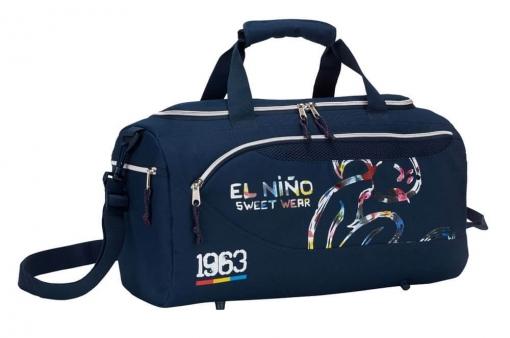 f59be75cb59 El Niño Bolsa Deporte/viaje 50x25x25 | Las mejores ofertas de Carrefour