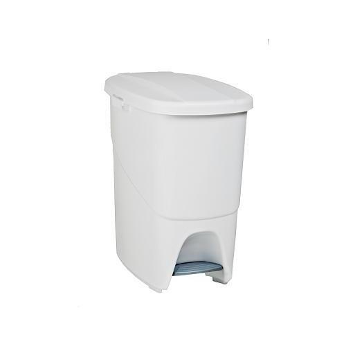 Pedalbin Ecologico 25l Blanco