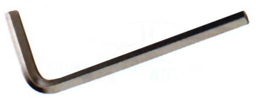 Llave Allen Niquelada - Bellota - 6450 - 5n - 5 Mm