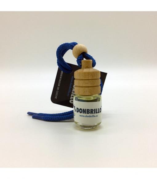 Ambientador Para Coche Y Hogar En Botella Colgante De 4,5 Ml. Fragancia Infantil