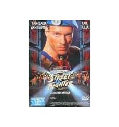 Street Fighter:la Ultima Batalla [dvd]