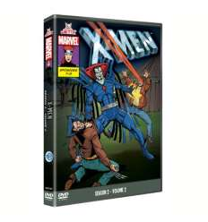 X-men Temporada 2, Vol. 2 [dvd]