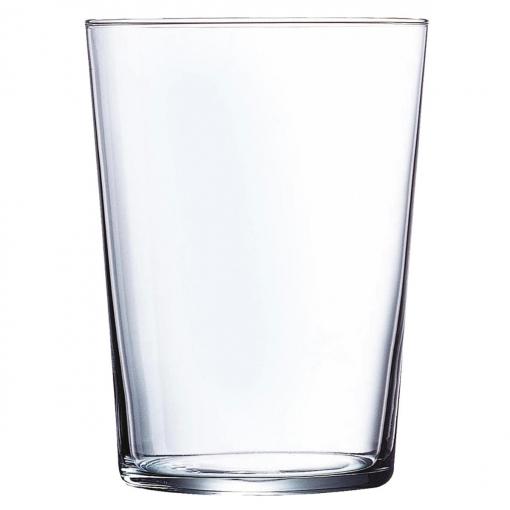 Set 4 Vasos 53 Cl De Vidrio Modelo Sidra De Luminarc