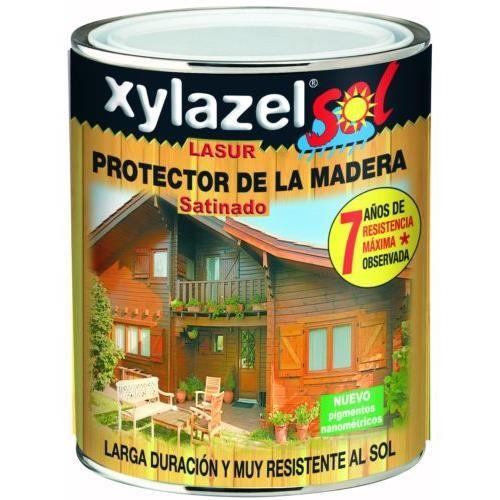Xylazel Sol Satinado Castaño 750