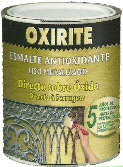 Esmalte Antiox. Metal Azul Osc - Oxirite - 6100603 - 750 Ml
