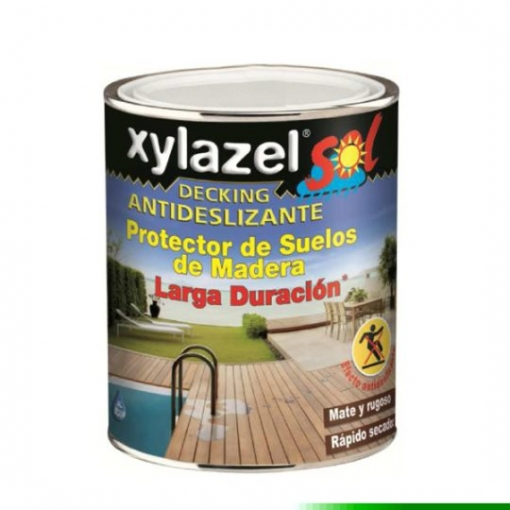 Protector Suelo Antidesl. Pino - Xylazel - 2101903 - 750 Ml