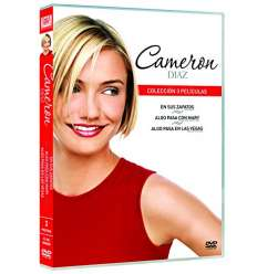 Pack: Cameron Diaz [dvd]