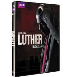 Luther: Temporada 1 (dvd)