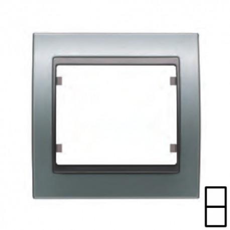 Marco 2 Elementos Vertical Aluminio Fusión Bjc Mega 22102-af