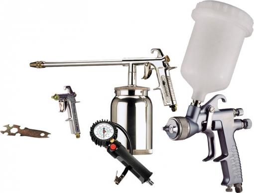 Kit Pistolas Profesional Classic Lux - Sagola - 20160103