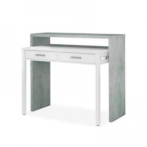 Extendable Bureau Desk Table