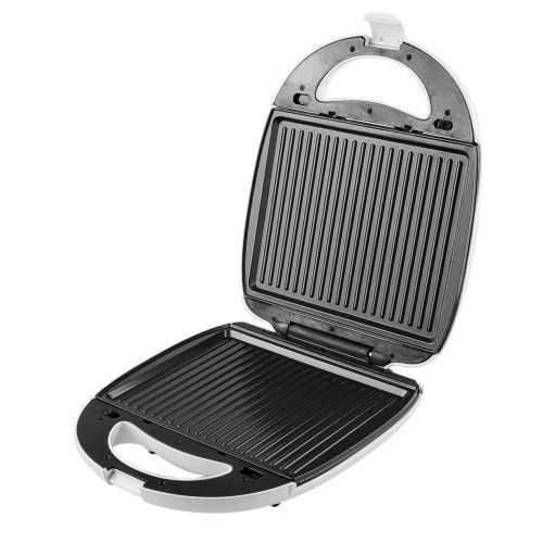 Sandwichera Desmontable Grill 4 Piezas 1400 Watios