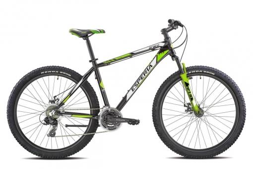 """Bicicleta Mtb 27,5"""" Aluminio Esperia Freno Discos Talla/48"""