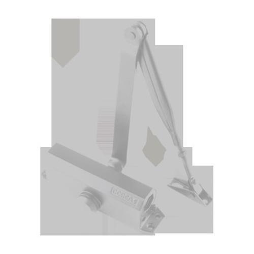 Cierrapuerta Dc1-166 2-4 Plata 22206