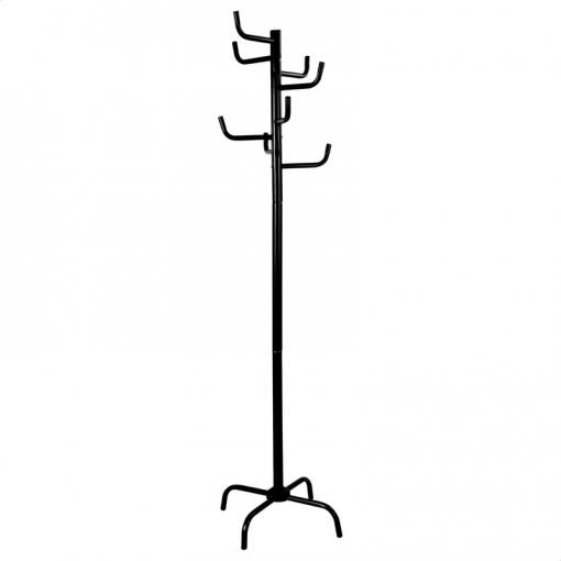 Tree Perchero Metálico Negro