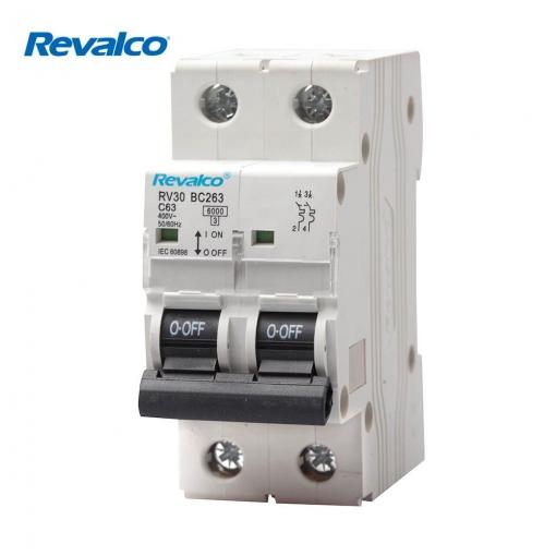 Magnetotermico Revalco 1polo+ Neutro 25a
