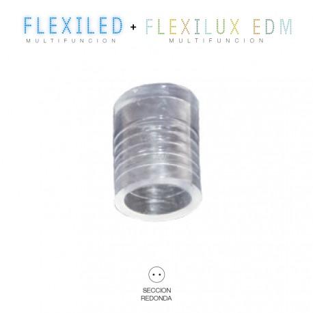 Terminal De Proteccion Tubo Flexilux/flexiled 13mm Edm