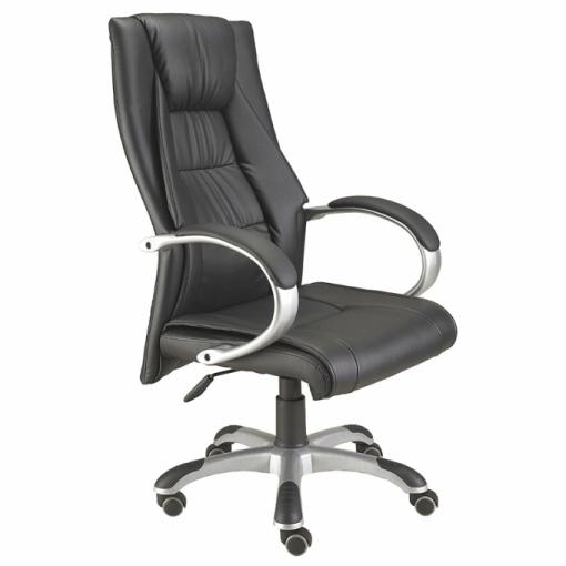 Silla De Oficina Executive - Color - Negro | Las mejores ofertas de ...
