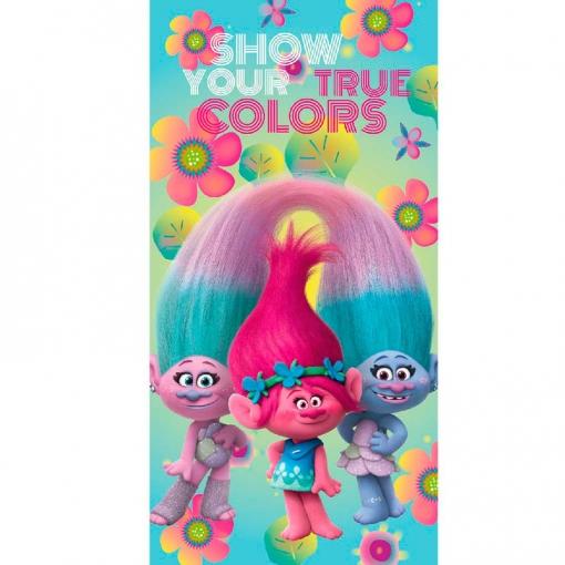Trolls Colors Show MicrofibraLas mejores Toalla Your n0O8wkP