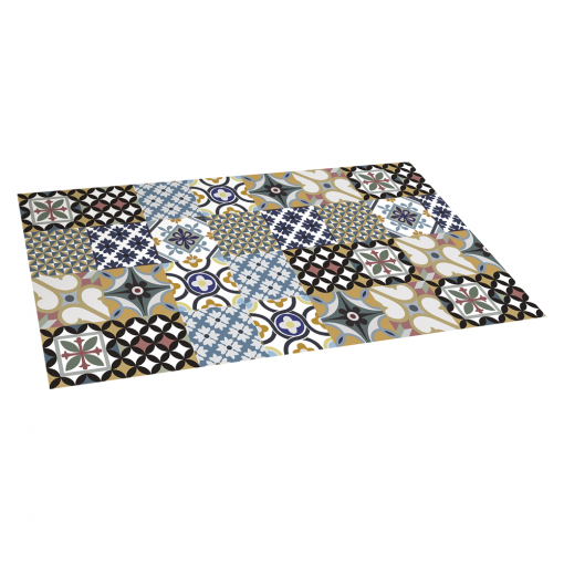 Alfombra de vinilo hidraulico medidas de alfombra - Alfombras de vinilo para cocina ...