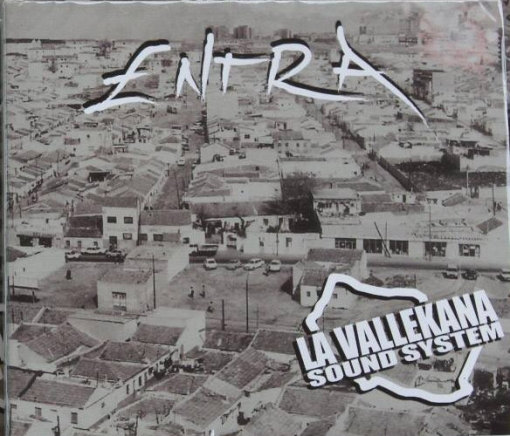 Cd. La Vallekana Sound System. Entra